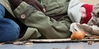 In New York, street sleepers are given a bus ticket out of town - let's be better than that. Photo / Getty Images