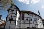 CONSPIRACY THEORIES: Shakespeare's Globe is the reconstruction of London's famous Globe Theatre. PHOTO/AP