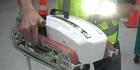 Watch: Watch: The Kiwi-made robot helping Air NZ