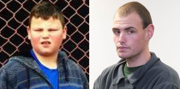Loading Alex Fisher, left, and the brother who killed him, Eric McIsaac.