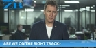 Watch: Mike's Minute: Are we on the right track?