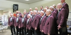 Harmony-a-Plenty will be joined by three choral groups to raise money for Alzheimers Tauranga.