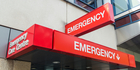 One person was taken to hospital with serious leg injuries. Photo / iStock