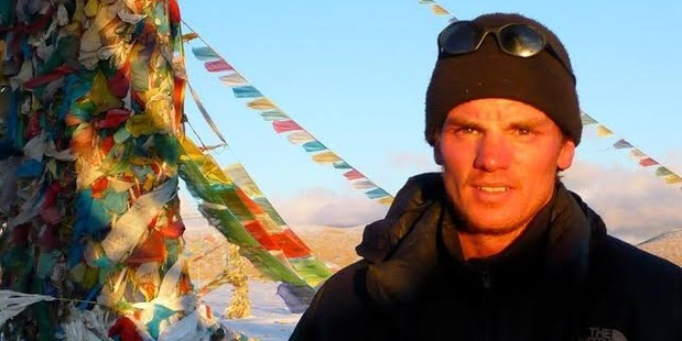 Eric Arnold died while descending Everest. He was the first fatality of the season. Photo / Facebook