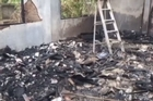 Seventeen young girls died and several others were injured when a fire swept through the dormitory of a school for children of hill tribes in northern Thailand, officials say.