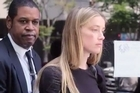 Johnny Depp has been ordered to stay 100 yards away from his estranged wife Amber Heard.