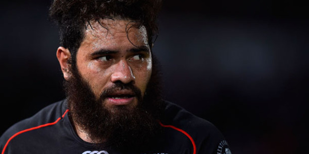 Loading The Warriors have today confirmed out-of-favour centre Konrad Hurrell has been released from his contract. Photo / Getty Images