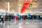 The gender segregated security lines were first introduced at Beijing International Capital Airport. Photo / iStock