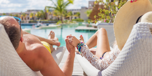While many couples hope for romance on holiday, it doesn't always happen. Photo / iStock