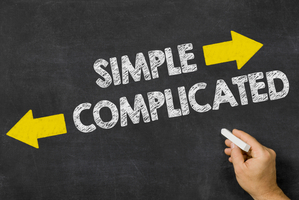 Simplifying is the way to offer incredible value for money and so to make a market grow thousands or even millions of times. Photo / iStock
