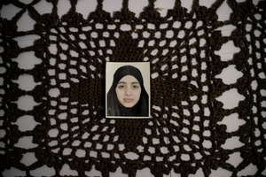 Rahma Sheikhawi, 17, left her family's home in Tunisia to join Isis in Libya. Photo / Washington Post
