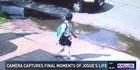 Watch: Watch: CCTV captures 11 year old moments before murder