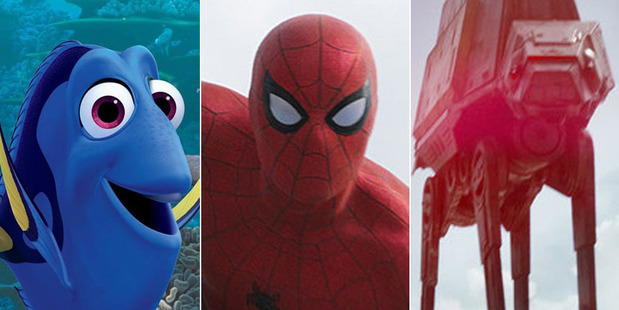 Loading Finding Dory, Captain America: Civil War and Rogue one - A Star Wars Story will be covered by the deal.