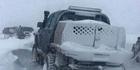 Watch NZ Herald Focus: Rescuers reach snow stranded 4WD adventurers