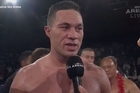 A title fight awaits Joseph Parker after he survived a 12 round encounter with Carlos Takam.