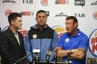 Australian Solomon Haumono says he has the power to beat Joseph Parker and deprive the New Zealander of his goal of becoming world champion.  Haumono, this morning confirmed as Parker's next opponent in Christchurch on Thursday, July 21, was in a confident mood despite watching Parker confirm his class during his victory over Carlos Takam in Manukau on Saturday.