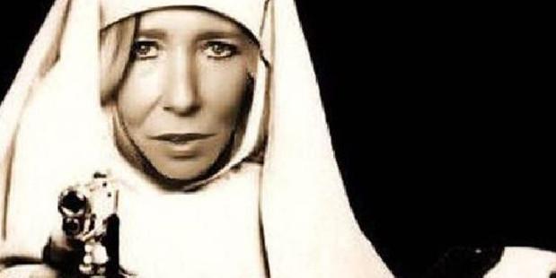 Sally Jones now goes by the name of Umm Hussain Birtaniya. Photo / Twitter