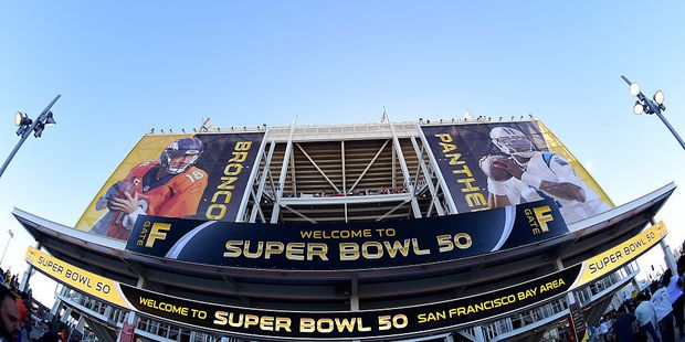 The locations for future Super Bowls has been decided. Photo / Getty