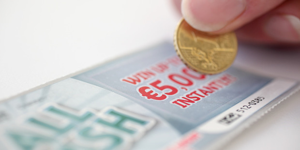 There's a dodgy deal doing the rounds, and it involves a glossy brochure and some scratchie cards. Photo / Getty