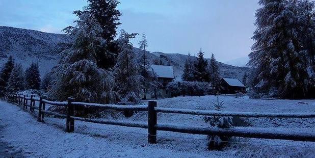 Castle Hill village. Photo / Luke Simpson via Chris Lynch Newstalk ZB