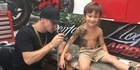 Watch: Child's tattoo that isn't what you think