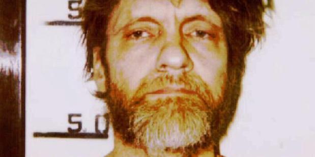Ted J. Kaczynski, 53, was arrested for sending letter bombs. Photo / AP