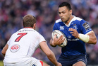 Ben Te'o in action for Leinster against Ulster. Photo / Getty Images