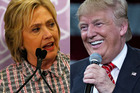 Never in the history of the Post-ABC poll have the two major party nominees been viewed as harshly as Hillary Clinton and Donald Trump.