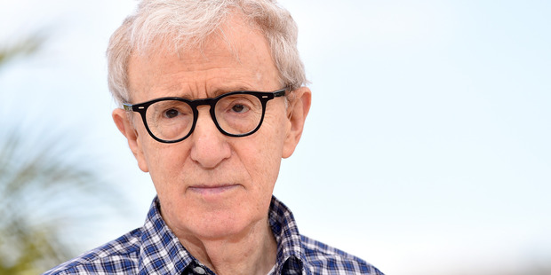 Woody Allen. Photo / Getty Images