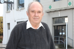 Dannevirke businessman Allan Benbow is standing for the Tararua mayoralty. Photo / Christine McKay