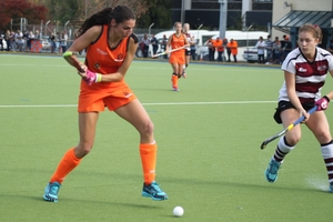 Amy Robinson has made the New Zealand women's Probables hockey squad.
