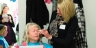 Watch: Look Good Feel Better makeover station for cancer sufferers