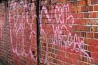 Tagging seems to be decreasing in Tauranga.