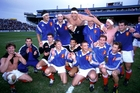 No foreign rugby team has won at Eden Park since France in 1994. Photo / Photosport