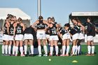 The New Zealand womens hockey team. Photo / Getty