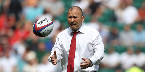 England head coach Eddie Jones. Photo / Getty
