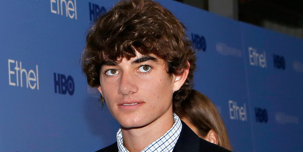 Conor Kennedy. Photo / Getty Images