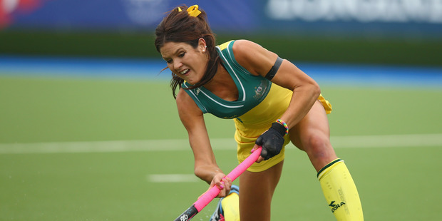 Anna Flanagan of Australia will still be heading to the Rio Olympics. Photo / Getty
