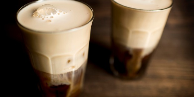 Coffee makers from global giants to smaller upstarts are putting their brews on ice.  Photo / Getty Images