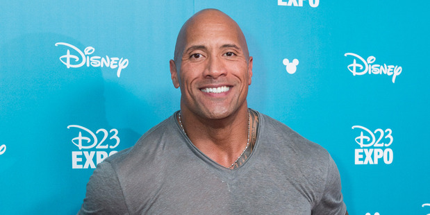 Dwayne Johnson, better know as 'The Rock' - has paid tribute to his grandfather in a touching post on social media. Photo / Getty Images
