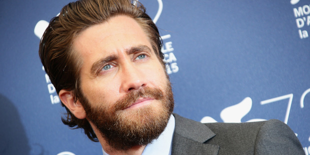 Actor Jake Gyllenhaal is set to star in the movie adaptation of the video game The Division. Photo / Getty Images