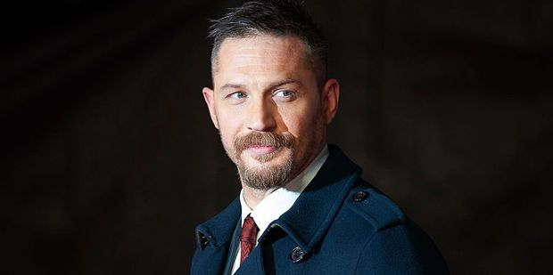 British actor Tom Hardy bin and burns phone in fear of being hacked. Photo / Getty Images
