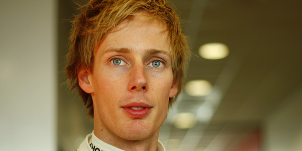 Brendon Hartley during previews the FIA World Endurance Championship. Photo / Getty Images