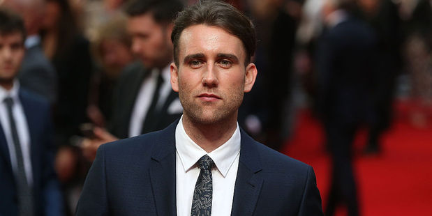 Matthew Lewis stars as Neville Longbottom in Harry Potter. Photo / Getty Images