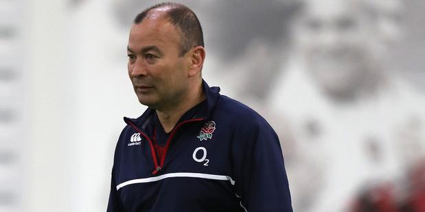 England coach Eddie Jones. Photo / Getty Images