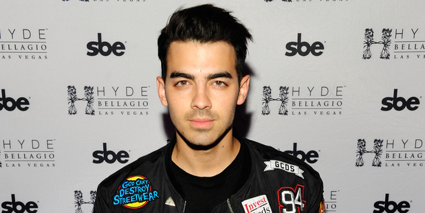 Joe Jonas. Photo / Getty Images