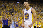 Stephen Curry of the Golden State Warriors. Photo / Getty Images