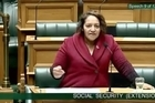 """Maori Party co-leader Marama Fox has spoken about discrimination her son suffered at school - saying she demanded a change in teacher after one called him a """"predator"""".  The mother of nine said one of her son had been labelled by a long-term reliever teacher when he was in Year 11. The teacher had wrongly assumed he had stolen from another student's bag."""