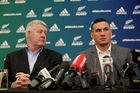 Sonny Bill Williams announced his allegiance to New Zealand Rugby earlier this week. Photo / Getty