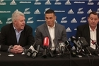 Sonny Bill Williams today announced that he has signed a 3-year deal with the Blues.